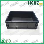 Durable Industry ESD Corrugated Bins , ESD Safe Boxes RoHS Certification