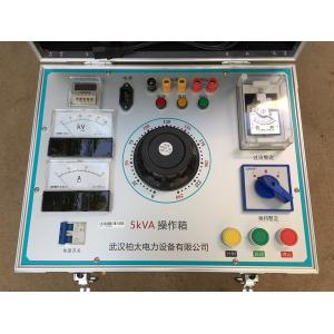 Quality 100~1000kV Hipot Test Equipment, AC/DC Withstanding Hipot Insulation Tester for sale