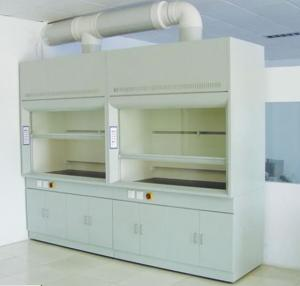 China Anti Explosion Lab Fume Cupboard With 6mm Thickness Toughened Glass on sale