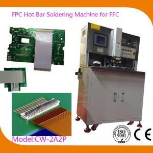 China 0.2mm Hot Bar Solder for FPC to PCB 150*150mm with Double Working Station Soldering on sale