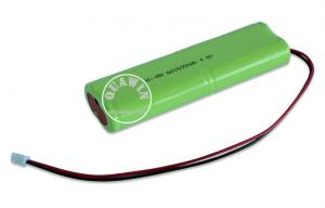 China Long Life 1600 mAh 4.8V Nimh Battery Pack for Digital Camera / CE on sale