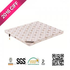 China King Size Cheap Coconut Fibre Spring Mattress Manufacturer on sale