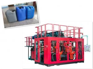China 3  Layer 5 Gallon Fully Automatic Blow Moulding Machine MP100FD For Water Tank on sale