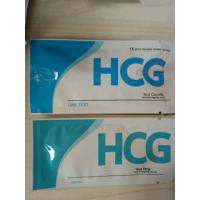 Fertility Rapid Test kit HCG Early Pregnancy Strip Cassette and Midstream