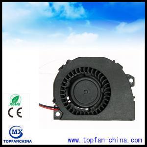 China 5V - 12V Blower Fan DC For Car / 2 Inch Small Waterproof IP55 DC Snail Fan 40 ×51 ×10mm on sale