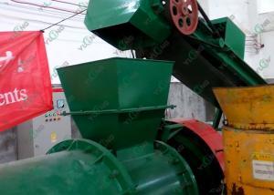 China 4-8mm 0.5-3t/h Organic Fertilizer Granulator Production Line Flat Die Pellet Machine on sale