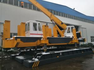 China Auger Foundation Pile Drill Rig 360T Piling Capacity Eco - Friendly on sale
