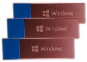 China Microsoft Windows 10 Professional OEM 64 Bit COA Sticker DirectX 9 Required on sale