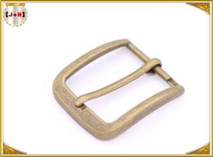 Quality Custom Design Various Size Zinc Alloy Metal Pin Belt Buckle For Men for sale