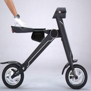 China Fast Mini Folding Foldable Electric Scooter Two Wheel Electric Vehicle For Your Special Trip on sale