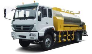 China 6000 L Building Construction Equipments 4X2 Intelligent Road Construction Asphalt Spayer on sale