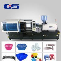 Full Automatic Servo Motor Injection Molding Machine For Basket / Bucket / Planter