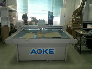 China cutting and creasing preprinted sheets for displays,POP displays with automatic fixation on sale