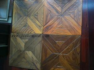 China Solid wood parquet flooring on sale