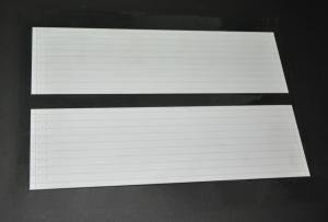 China 96% Alumina ceramic substrate,ceramic board on sale