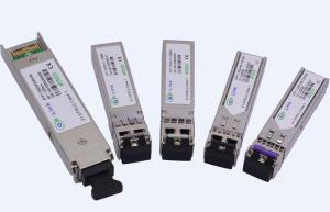 China Cisco 80KM SFP + DWDM Fiber Optic Transceiver Module 10G Ethernet With FEC on sale