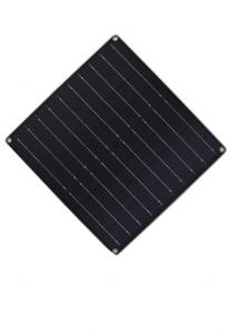 China Portable Solar Panel Power Supply With DC Connector /  Optional Connectors on sale