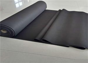 China 0.5mm 1.0mm 1.2mm, 1.5mm 2.0mm EPDM rubber sheet pond liner black/white epdm waterproof material with good price on sale