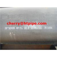 China ASTM A106/ASME SA106 seamless pipe on sale