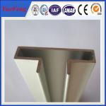 China Great! Extruded Anodized Aluminum profiles, Aluminium aircraft construction factory price wholesale