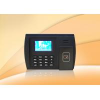 China 3 inch Punch Card Rfid Time Attendance Machine with RFID reader on sale