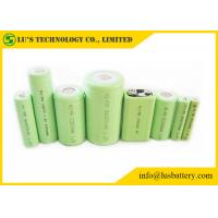China NIMH 1.2 V Rechargeable Battery Pack , 9 Volt Nickel Metal Hydride Battery on sale