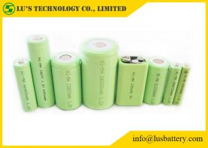 China NIMH Rechargeable 9 Volt Nickel Metal Hydride Battery OEM / ODM Welcome on sale