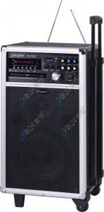 China Portable Wireless Karaoke Equipment with Amplifier on sale
