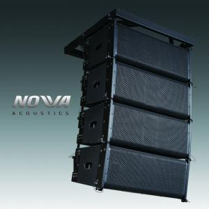 China Pro Audio Line Column Array Speakers 10 Inch For DJ Performance / Pub on sale