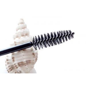 China Permanent Disposable Spiral Eyebrow Mascara Makeup Brush For Eyelash Extension on sale