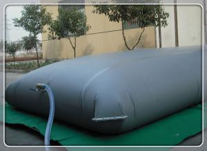 China 500000L PVC industry water bags PVC bladder used for storing industry water fuel on sale