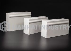 China Microcrystalline 85% Alumina Insulation Brick Higher Friction High Purity on sale