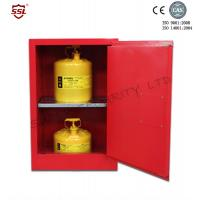 Small Metal Chemical Storage Cabinet