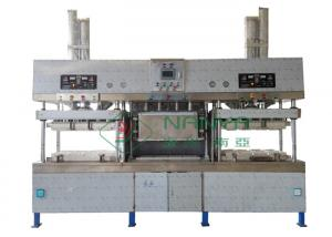 China Molded Pulp Paper Plate Making Machine for Easy Operating  Ecowares Production Line on sale