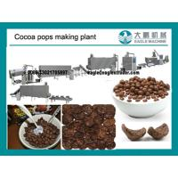 Oats flakes cereals snacks extrusion machines