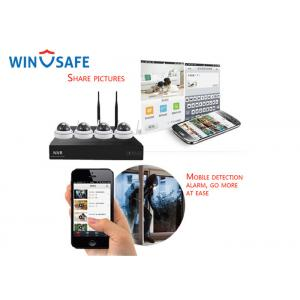 China ONVIF Wireless IP Camera System High Resolution With 10.1 Inch Display on sale