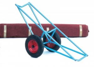 China Metal Foldable Roll Cage Pallet / Supermarket Roll Cages for Transportation on sale