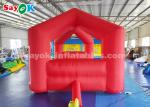 Oxford Cloth 6*3*3m Red Inflatable Arch for Advertising Event