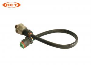 China Fuel Rail Pressure Sensor 237-0957 3PP6-7 12968013 / Excavator Engine Parts on sale