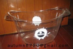China Large ice bucket on sale
