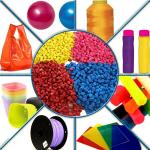Antibacterial Inorganic Nano Color Masterbatch For Shopping Bag / Cast Film