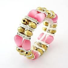 China 10mm alloy, crystal handmade fashion bracelet jewellery with reasonable price on sale