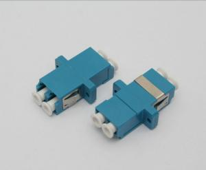 China 200-600g Fiber Optic Adapter SC To SC Coupler -40℃~+80℃ Working Temperature on sale