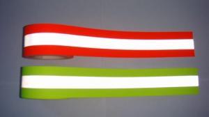 China Fita material reflexiva de alta qualidade da tela, fita reflexiva da visibilidade alta on sale