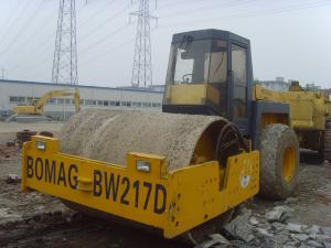 China Bomag compactor Bw217d FOR SALE, also availble Hamm compactor 2520 D on sale