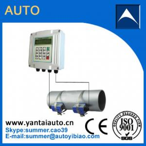 China Portable Ultrasonic Flow Meter Usd in irrigation Made In China on sale