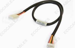 16 Pin LVDS Cable Assembly Molex JST Wire Harness For Car Stereo ...