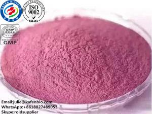 China Adrafinil Powder SARM Steroids CAS 63547-13-7 Light Pink Solid Appearance on sale