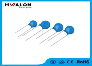 China Blue Leaded Type Varistor Metal Oxide 3MOVs With Epoxy Resin For Motor Protect on sale