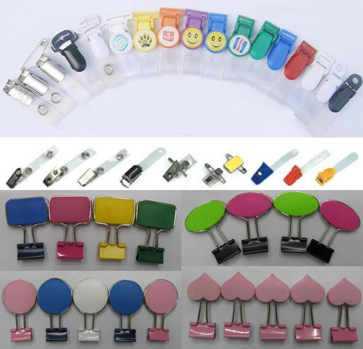 Image result for different shapes of fasteners and clips